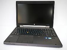 "HP EliteBook 8570W / 15.6"" / 1920x1080 / Intel Core i7-3740QM (4 (8) ядра по 2.7-3.7GHz) / 16GB DDR3 / new! 240 GB SSD / nVidia Quadro K1000M 2GB /, фото 2"