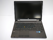 "HP EliteBook 8570W / 15.6"" / 1920x1080 / Intel Core i7-3740QM (4 (8) ядра по 2.7-3.7GHz) / 16GB DDR3 / new! 240 GB SSD / nVidia Quadro K1000M 2GB /, фото 3"
