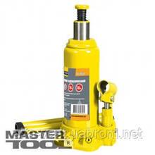 MasterTool  Домкрат гидравлический бутылочный  2 т, 181-345 мм, Арт.: 86-0020