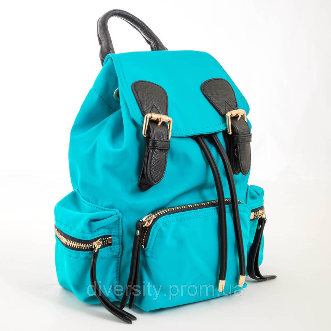Сумка-рюкзак YES, светло-синий