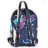 Сумка-рюкзак YES,  темно-синий                                                             , фото 4