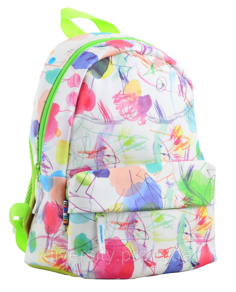 Молодежный рюкзак  YES ST-28 Art,  34*24*13.5