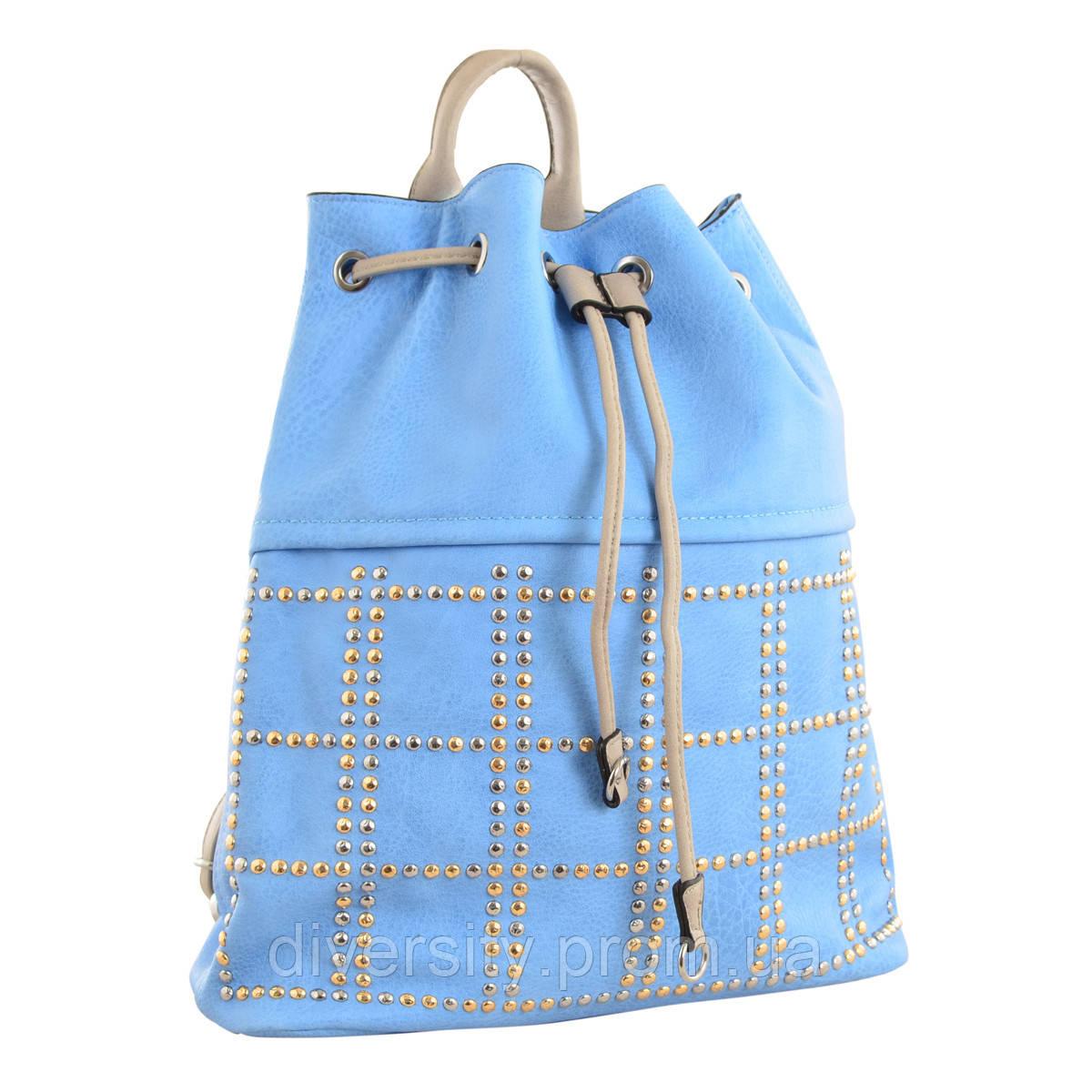 Молодежный рюкзак YES YW-26,  29*35*12,  голубой
