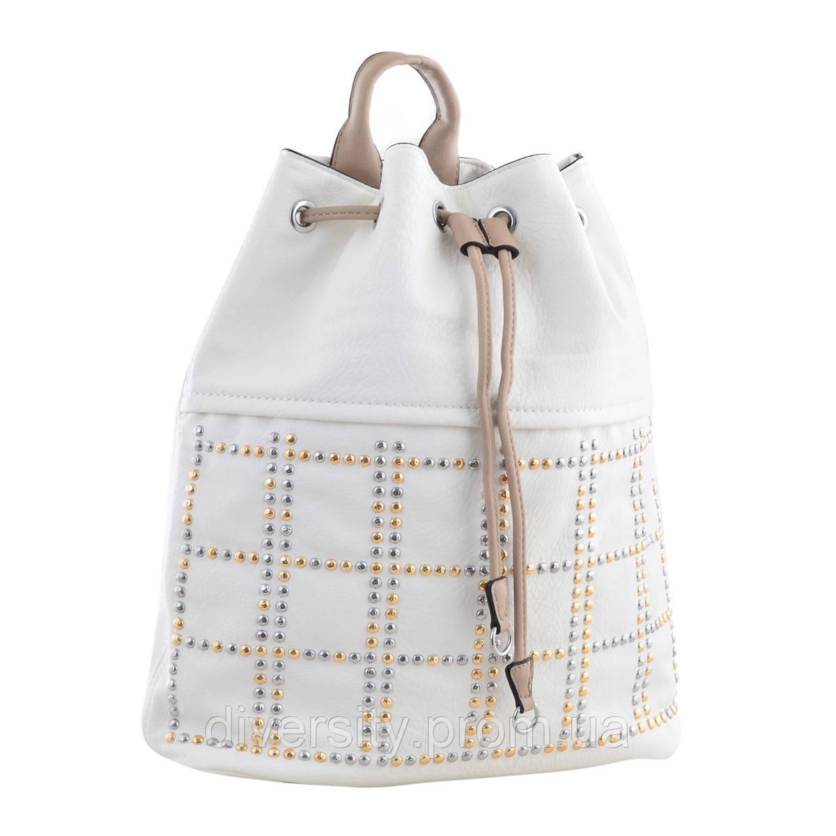 Молодежный рюкзак YES YW-26,  29*35*12, белый