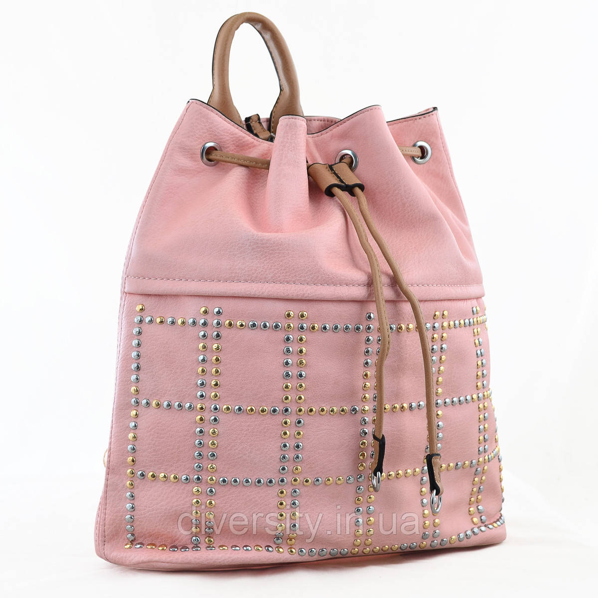 Молодежный рюкзак YES YW-26,  29*35*12,  розовый