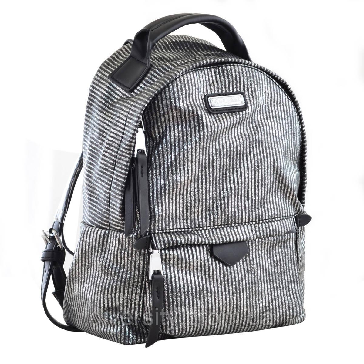 Молодежный рюкзак YES YW-27,  22*32*12,  чёрный