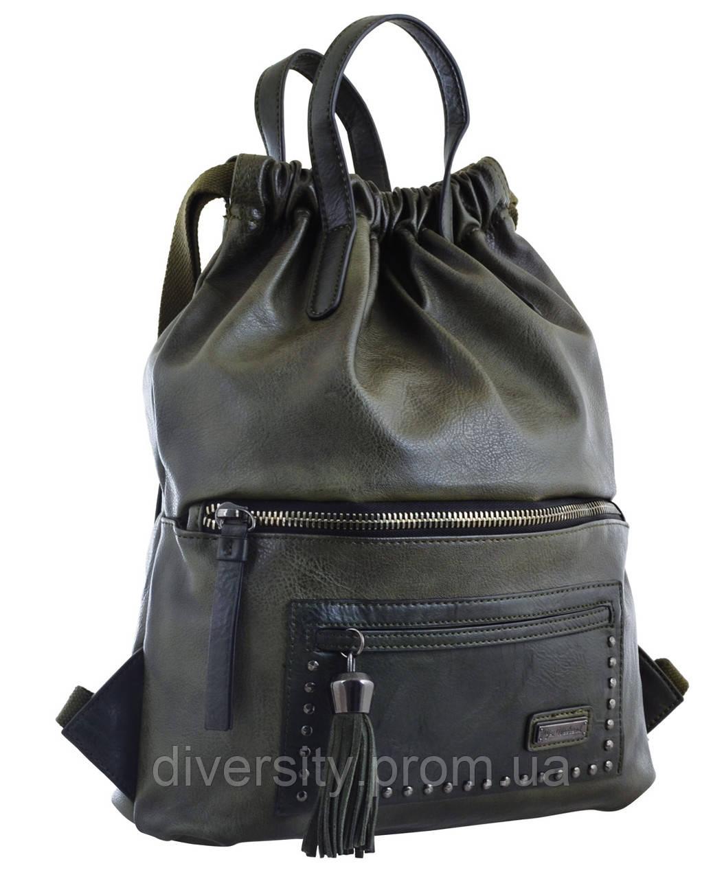 Женский рюкзак YES YW-11, хаки