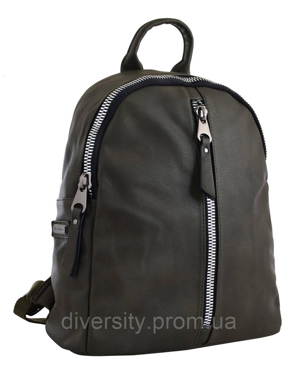 Женский рюкзак YES YW-16, хаки