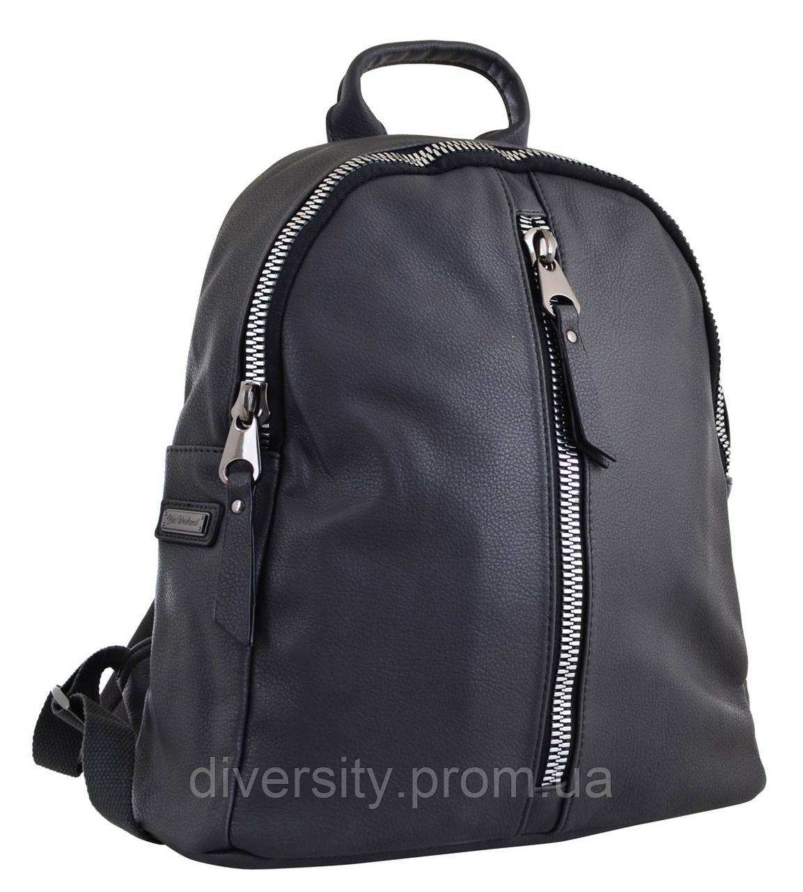 Женский рюкзак YES YW-16,   темно-серый
