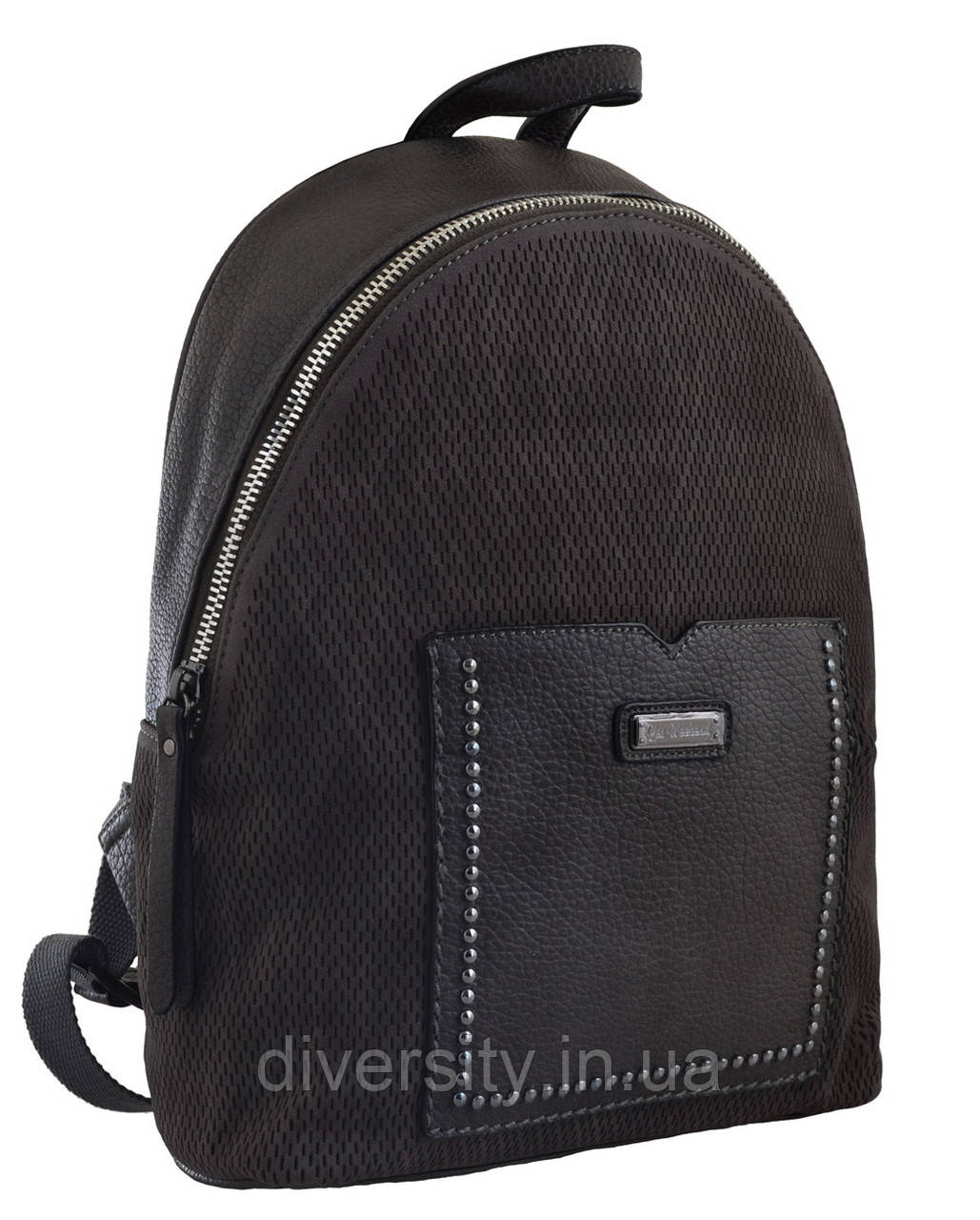 Женский рюкзак YES YW-19,   темно-серый