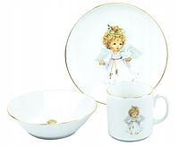 Набор фарфоровой посуды для детей CHODZIEŻ ATELIER B220