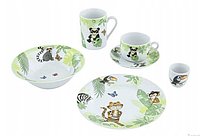 Набор фарфоровой посуды для детей KAROLINA NORA