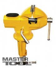 MasterTool  Тиски слесарные поворотные мини 50 мм, Арт.: 07-0201