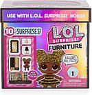 ЛОЛ Сюрприз! Мебельный Бутик Квин Би L.O.L. Surprise! Furniture Boutique with Queen Bee, фото 5