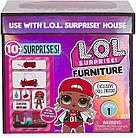 ЛОЛ Сюрприз! Уютный автомобиль МС Сваг L.O.L. Surprise! Furniture Cozy Coupe with M.C. Swag, фото 6