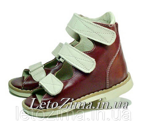 Ортопедическая обувь р.23-26