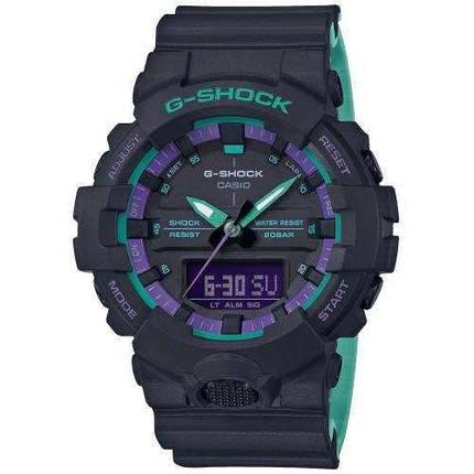 Часы наручные Casio G-Shock GA-800BL-1AER, фото 2