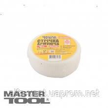 MasterTool  Лента стеклотканевая с липким слоем 100 мм*20 м 8*8 60г/м.кв, Арт.: 08-9406