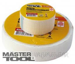 MasterTool  Лента стеклотканевая с липким слоем  45 мм* 10 м 8*8, Арт.: 08-9401-В