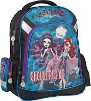 Рюкзак для девочки ортопедический школьный 519 Monster High, фото 1