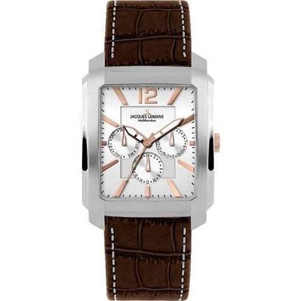 Часы наручные Jacques Lemans 1-1463W, фото 2