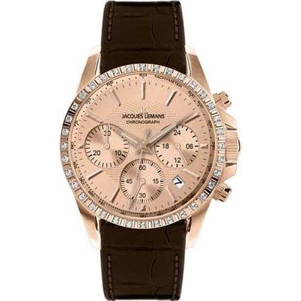 Часы наручные Jacques Lemans 1-1724C, фото 2