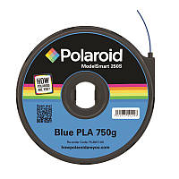 3D-FL-PL-6017-00 Картридж с нитью 1.75мм/0.75кг PLA Polaroid ModelSmart 250s, синий, 3D-FL-PL-6017-00