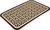 Сушка для посуды Dunya 10230-411 бежево-коричневого цвета
