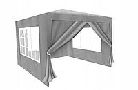 Павильйон садовый торговый шатер палатка ITALFORM CASA 3 x 3 м