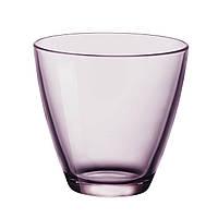 Набор стаканов Bormioli Rocco Zeno Lilaс 383430V42021990 (260 мл, 6 шт)