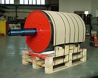 Электромагнитный шкивной сепаратор ШЭ-160/100, Ш160-100М