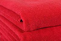Полотенце махровое  Red