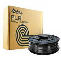 RFPLBXEU00H Катушка с нитью 1.75мм/0.6кг PLA XYZprinting Filament для da Vinci, черный, RFPLBXEU00H
