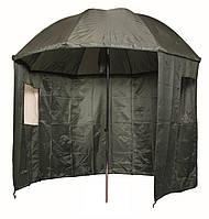 Рыболовный зонт-палатка 220 см Польша 2