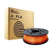 RFPLCXEU07B Катушка с нитью 1.75мм/0.6кг PLA(NFC) XYZprinting Filament для Junior, miniMaker, Nano, прозр.оран, RFPLCXEU07B