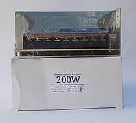 Блок питания для светодиодной ленты СПЕЦИАЛИСТ 12V 200W IP20