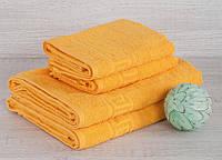 Полотенце махровое Yellow