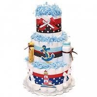 Торт из подгузников Lighthouse Маяк