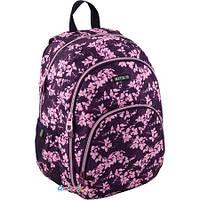 Рюкзак с цветами для поездок и школы K19-905M-1