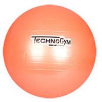 Мяч для фитнеса-75см MS 0983 (Оранжевый)
