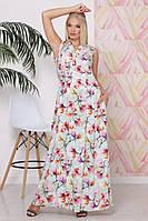 Платье Лагуна св.салатовый #O/V