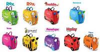 Детские чемоданы TRUNKI - история создания