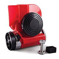 010017 Сигнал электропневматический  Compact 12V LA 180601