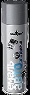Эмаль NEW TON авто акрил для дисков серебро аэрозоль 500 мл