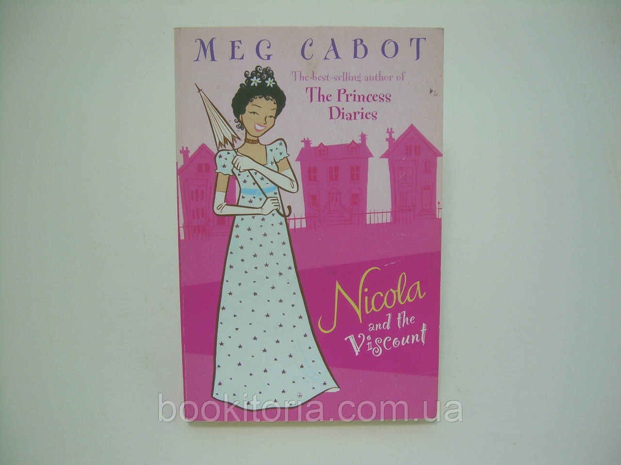 Cabot Meg. Nicola and the Viscount. Мэг Кэбот. Никола и виконт (б/у).