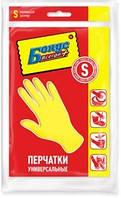 Перчатки резиновые Бонус