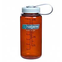 Пляшка для води Nalgene Wide Mounth темно-оранжева 500 мл R143858
