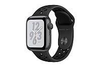 Apple Watch Nike+ Series 4 GPS + LTE 44mm Gray Alum. w. Anthracite/Black Nike Sport b. Gray Alum. (MTXE2)