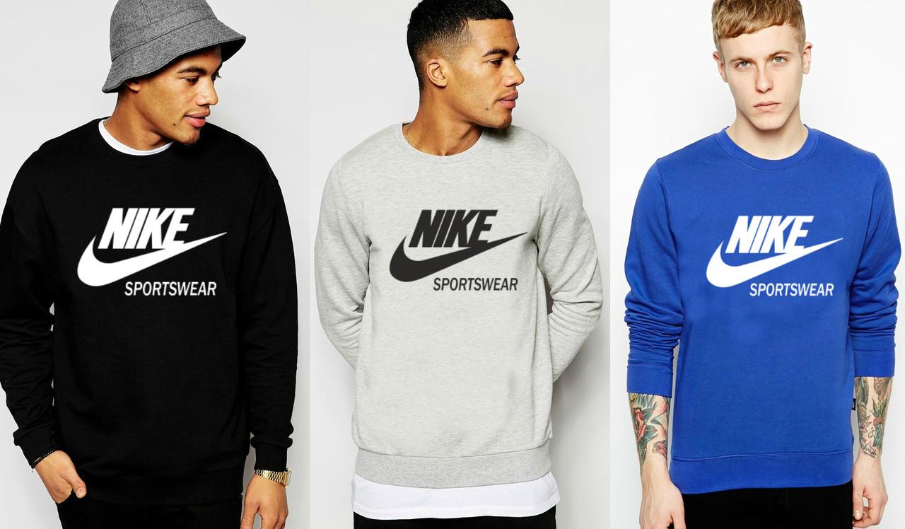 a8cc3ea4 Мужской свитшот / Толстовка Nike Sportswear купить на cashstore.com.ua