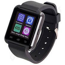 Смарт-часы GARETT G5 black